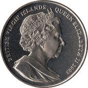 1 Dollar - Elizabeth II (Centenary of Powered Flight) – obverse