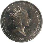 1 Dollar - Elizabeth II (Royal Wedding) – obverse