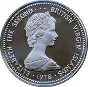 25 Dollars - Elizabeth II (Coronation Jubilee) – obverse