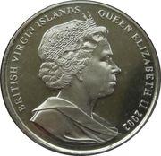 1 Dollar - Elizabeth II (Teddy Bear) – obverse