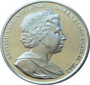 1 Dollar - Elizabeth II (Queen Mother with Grandchildren) – obverse