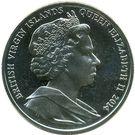 1 Dollar - Elizabeth II (Nurse Edith Cavell) – obverse