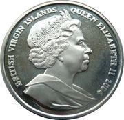 1 Dollar - Elizabeth II (Chariot) – obverse