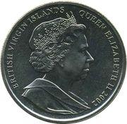 1 Dollar - Elizabeth II (Golden Jubilee, Carnival Dancers) – obverse