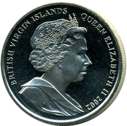 1 Dollar - Elizabeth II (Queen Mother and a young Prince Charles) – obverse