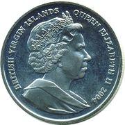1 Dollar - Elizabeth II (The Tale of Peter Rabbit) – obverse
