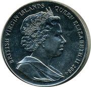 1 Dollar - Elizabeth II (D-Day) – obverse