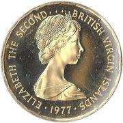 100 Dollars - Elizabeth II (Silver Jubilee) – obverse