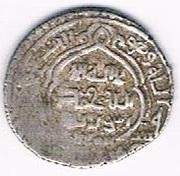 """2 Dirhams - """"Ilkhan"""" Abu Sa'id Khan (type C - House of Hulagu - Mongol king) – obverse"""