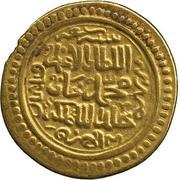 "Dinar - ""Ilkhan"" Muhammad Khan - 1336-1338 AD (Tabriz mint - House of Hulagu) – obverse"