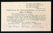 20 Heller (Imbach in Kremstal) -  reverse