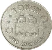 Token - Namco Amusement Center (Asia) -  reverse