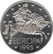 1 Euro / ECU (Europa) -  obverse