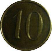 10 – obverse