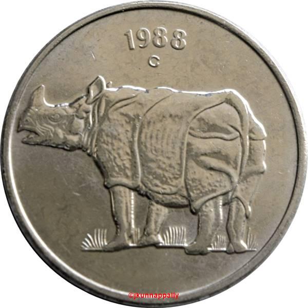 INDIA   25   PAISE    2002  UNC