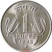 1 Rupee -  reverse