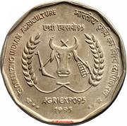 2 Rupees (Globalizing Indian Agriculture) -  reverse