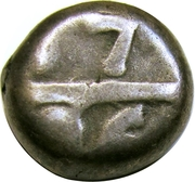 ½ Dudu (5 cash) – reverse