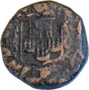 1 Pice (Copperoon) – obverse