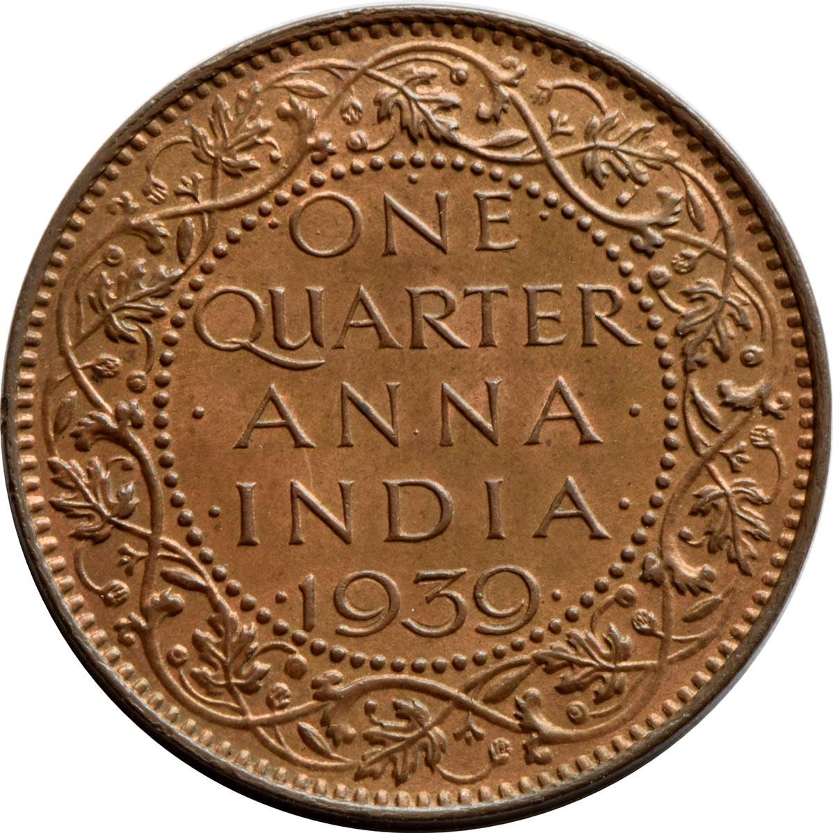 188 Anna George Vi India British Numista