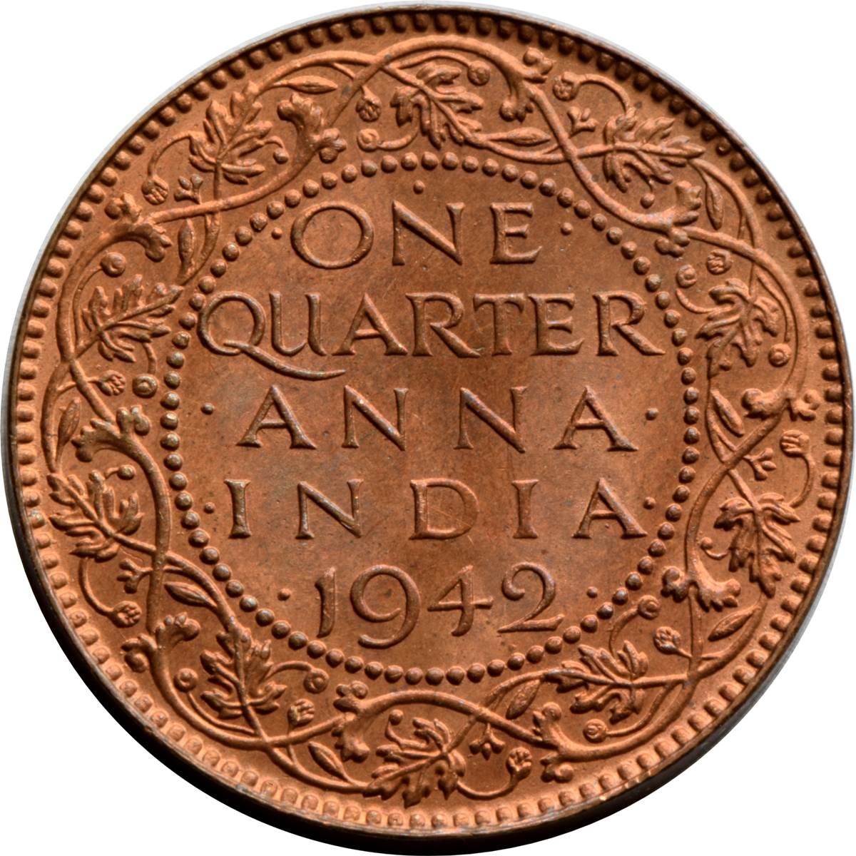 188 Anna George Vi India British Numista