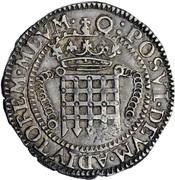 1 Testern - Elizabeth I – reverse