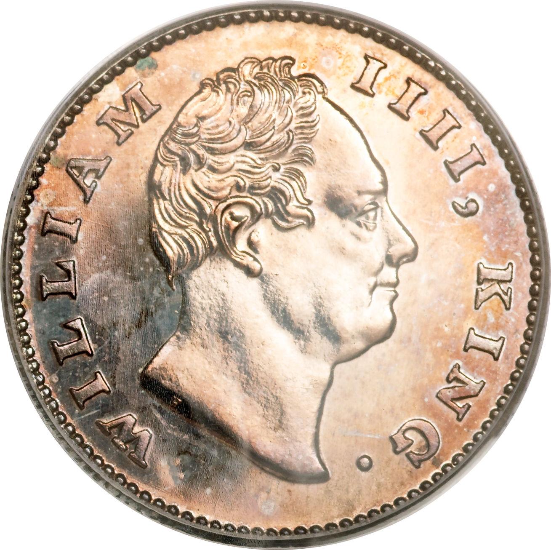India Rupee 1835 Vg+ British
