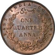 ¼ Anna – reverse