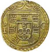 1 Pardau S. Tomé - João III (Cochim mint) – obverse