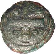 1 Bazaruco - João III (Goa mint) – reverse