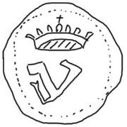 1 Bazaruco - João III (Dio mint) – obverse