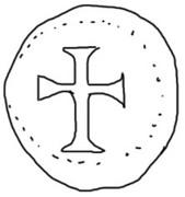 1 Bazaruco - João III (Dio mint) – reverse