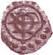 ¼ Bazaruco - João III (Ceilão mint) – reverse