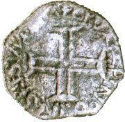 "1 Bastardo - Manuel I (Malaca mint) ""1st issue"" – obverse"