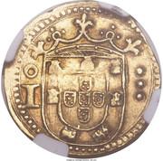 1 Pardau S. Tomé - João III (Lisboa mint)