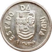 1 Rupia -  obverse