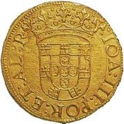 1 Escudo S. Tomé - João III (Lisboa mint) – obverse