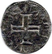 1 Soldo - Manuel I (Malaca mint) – obverse