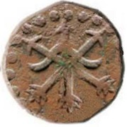4 Bazarucos - Sebastião (Cochim mint) – reverse
