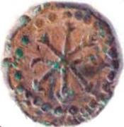 2 Bazarucos - Sebastião (Cochim mint) – reverse