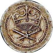½ Bastião - Sebastião (Goa mint) – reverse