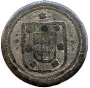 1 Bastardo - João III (Malaca mint) – obverse