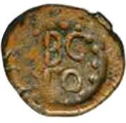 4 Bazarucos - João III (Cochim mint) – reverse