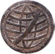 1 Dinheiro - João III (Malaca mint) – reverse