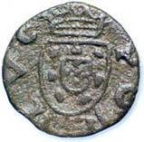 ¼ Bastardo - Manuel I (Malaca mint) – obverse