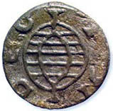 ¼ Bastardo - Manuel I (Malaca mint) – reverse