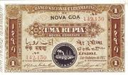 1 Rupia – obverse