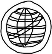 ½ Leal  - Manuel I (Goa mint) – reverse