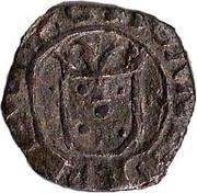 1 Soldo - João III (Malaca mint] – obverse
