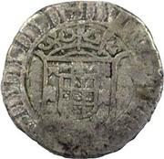 1 Xerafim - João V (Goa mint) -  obverse